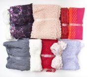 Embroidered Lace Bundle  Assorted