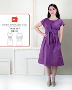 Liesl + Co Sewing Pattern Terrace Dress