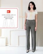 Liesl + Co Sewing Pattern Hollywood Trousers