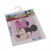 Tapestry Kit Disney Minnie Mouse
