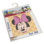 Tapestry Kit Minnie Mouse Polka Dot