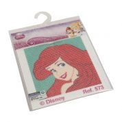 Tapestry Kit Ariel from the Little Mermaid