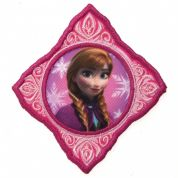 Disney Ana from Frozen Embroidered Iron On Motif