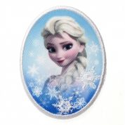 Disney Elsa from Frozen Embroidered Iron On Motif