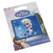 Snowflakes Elsa from Frozen Embroidered Iron On Motif