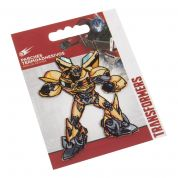 Bumblebee Embroidered Iron On Motif