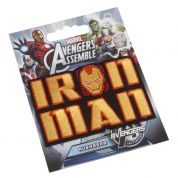 Ironman Embroidered Iron On Motif