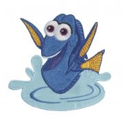 Patch Motif Disney Dory