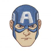Patch Motif Captain America