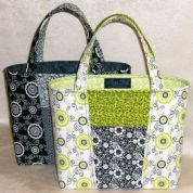 Lazy Girl Accessories Easy Sewing Pattern Claire Handbag