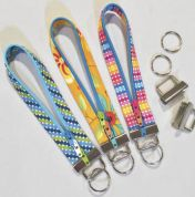 Lazy Girl Accessories Easy Sewing Pattern Fobio Key Fob