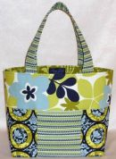 Lazy Girl Accessories Easy Sewing Pattern Whimsy Bag