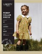 Liberty Sewing Pattern Penny Collar Dress