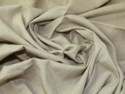 latte shade 45 double satin ribbon various widths 3 metres of Berisfords ECRU