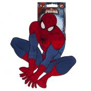 Large Crouching Spiderman Embroidered Iron On Motif