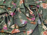 Lady McElroy Meadow Posy 100% Cotton Lawn Dress Fabric