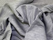 Lady McElroy Woven Viscose Cotton Fabric  Natural