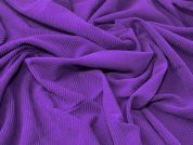 Lady McElroy Mouflon Coating Fabric  Purple