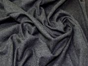 Lady McElroy Mouflon Coating Fabric  Grey