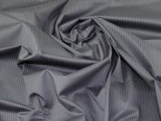Lady McElroy Stretch Sateen Suiting Fabric  Grey