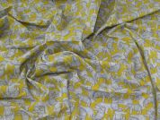 Lady McElroy Cotton Lawn Fabric  Citrus