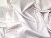Lady McElroy Brushed Cotton Twill Fabric  Pink