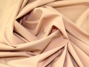 Lady McElroy Stretch Wool Suiting Fabric  Caramel