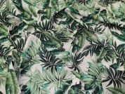 Lady McElroy Cotton Lawn Fabric  Green