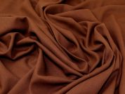 Lady McElroy Twill Wool Suiting Fabric  Ginger Brown