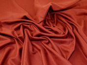 Lady McElroy Twill Wool Coating Fabric  Rust