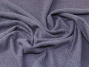 Lady McElroy Boiled Wool Coating Fabric  Heather