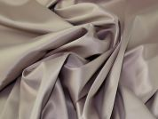 Lady McElroy Double Faced Duchess Satin Fabric  Mauve