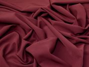 Lady McElroy Stretch Suiting Fabric  Damson
