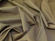 Lady McElroy Twill Suiting Fabric  Camel