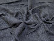 Lady McElroy 100% Linen Woven Dot Fabric