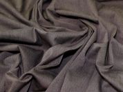 Lady McElroy Stretch Wool Suiting Fabric  Mocha