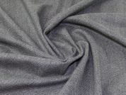 Lady McElroy Wool Coating Fabric  Grey