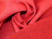 Lady McElroy Double Face Coating Fabric  Red