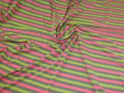 Lady McElroy Polyester Jersey Fabric  Multicoloured