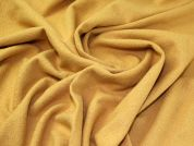 Lady McElroy Boiled Wool Coating Fabric  Hemp