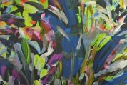 Lady McElroy Marlie Cotton Lawn Fabric  Multicoloured