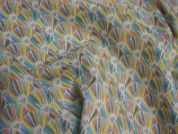 Lady McElroy Casper Tropical Cotton Lawn Dress Fabric