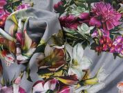 Lady McElroy Celebration Bouquet Cotton Lawn Dress Fabric