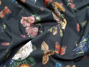 Lady McElroy Cobra Corsage Cotton Lawn Dress Fabric