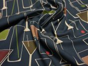 Lady McElroy Cocktail Hour Cotton Lawn Dress Fabric