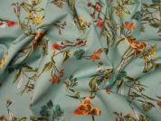 Lady McElroy Larino Cotton Poplin Dress Fabric