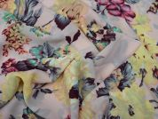 Lady McElroy Maputo Polyester Georgette Dress Fabric