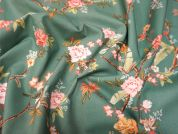 Lady McElroy Meadow Melody Cotton Lawn Dress Fabric