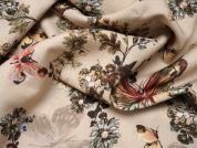 Lady McElroy Monarch Gathering Stretch Viscose Dress Fabric