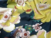 Lady McElroy Reine Fleur Cotton Poplin Dress Fabric